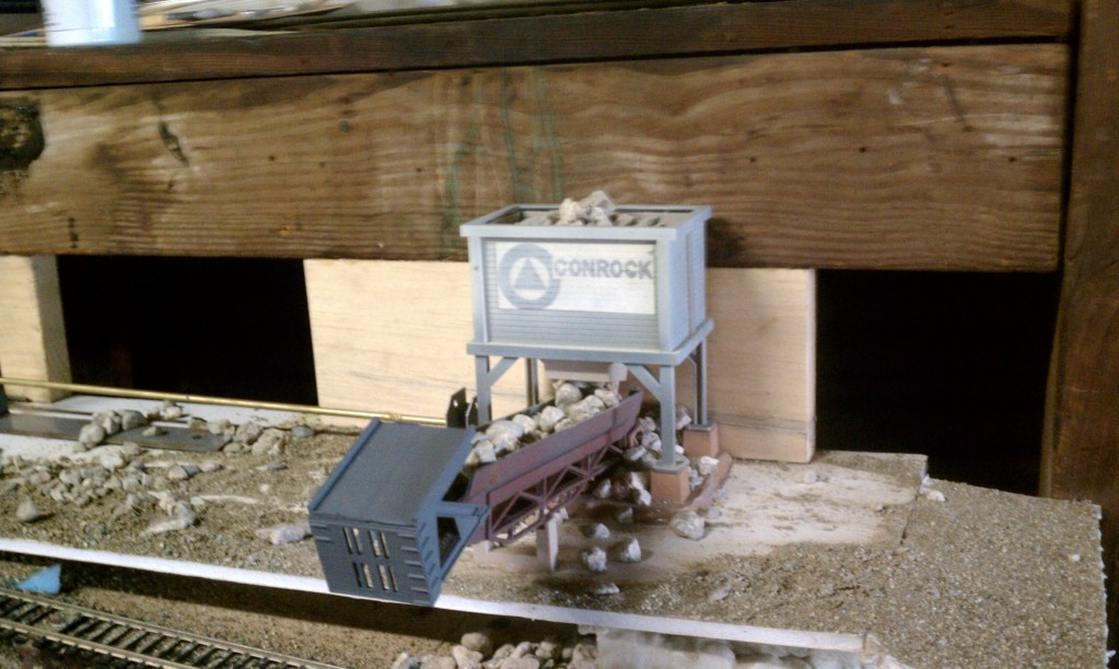 Other Lionel Transformers - On Track Trestle with Lionel Train