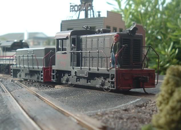 Hustler porter diesel