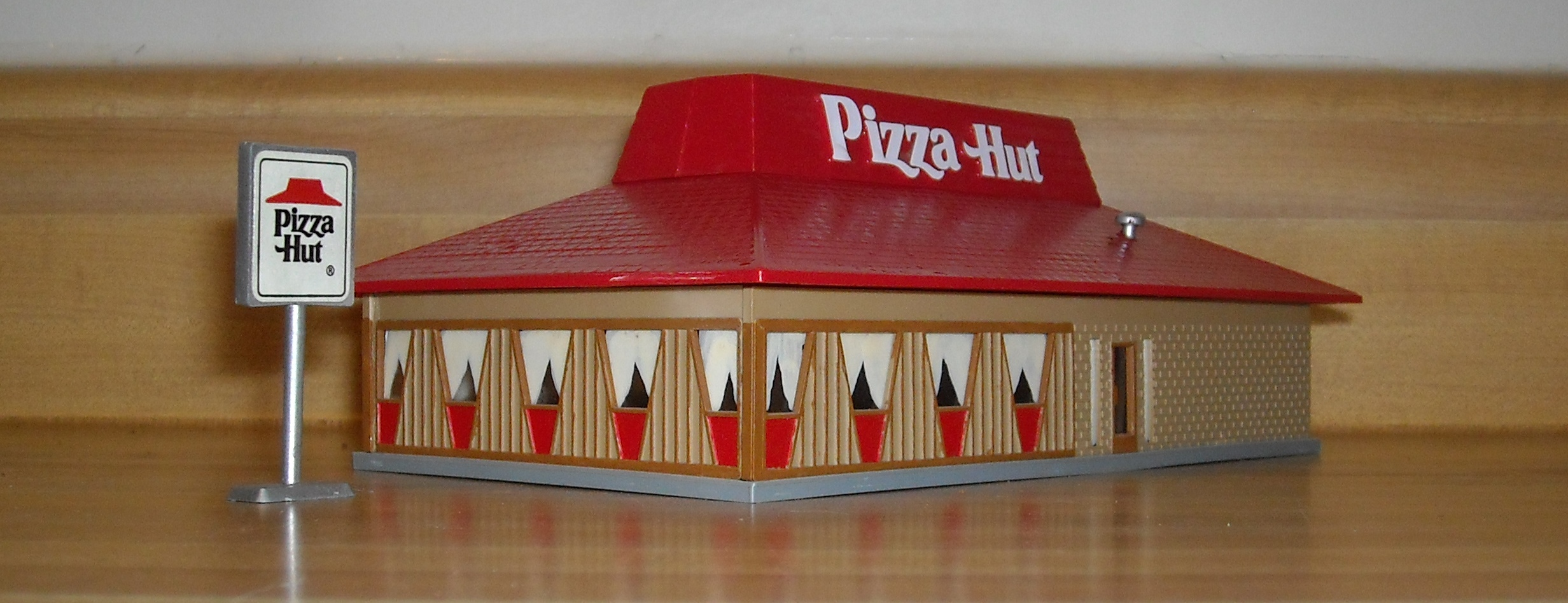 pizza hut layout